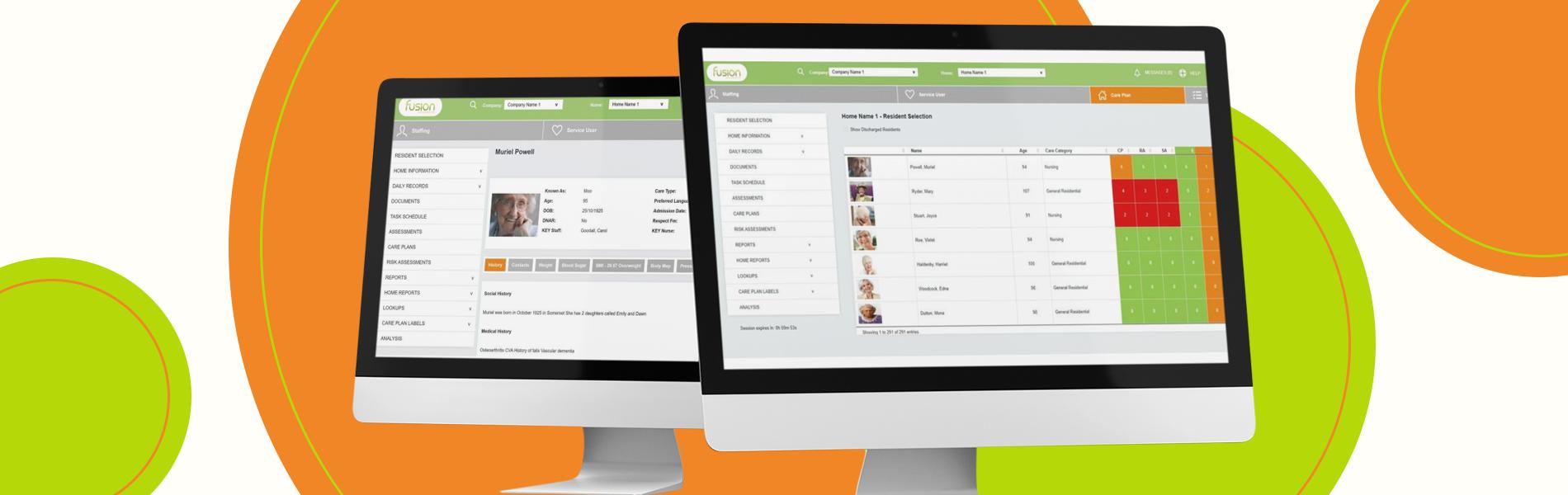 Care Management Software - Fusion